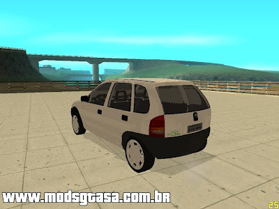 Chevrolet Corsa Hatch 1998 para GTA San Andreas