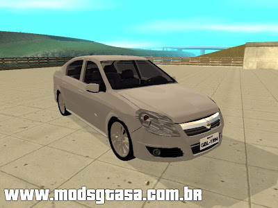 Chevrolet Vectra Elite para GTA San Andreas