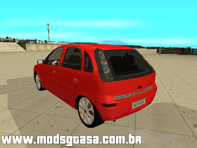 Chevrolet Corsa Hatch SS para GTA San Andreas