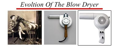 hair dryer history invention image