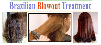Brazilian Blowout Treatment Smooths Curls Hairstyle Blog