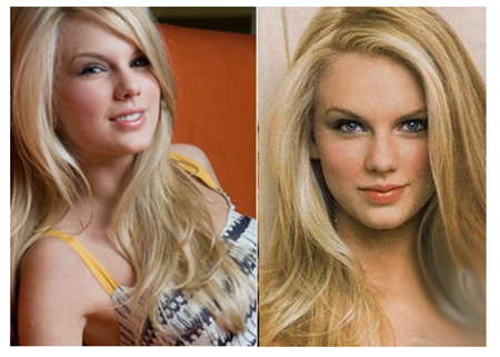 TheSalonGuy Hair Blog (He Knows Salons): Star Hair Style / Taylor ...