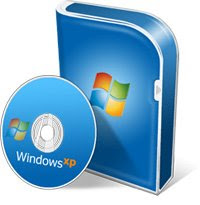 winXPCD WINDOWS XP SP2 (RODA PELO CD IGUAL KURUMIN)