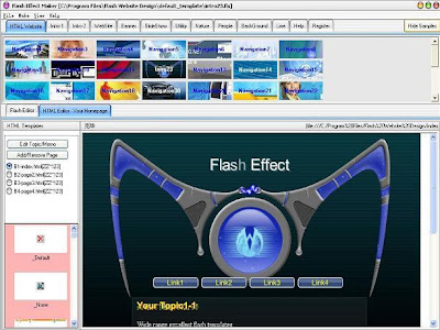 Flash Website Design Pro 1.15