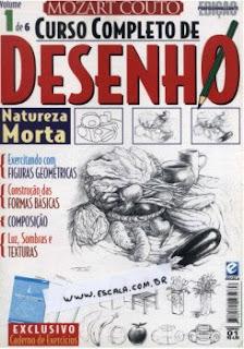 CursodeDesenho Curso Completo de Desenho 2008   Volume do 1 ao 6