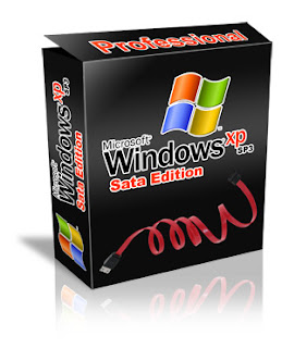sata edition Windows XP Professional SP3 SATA Edition