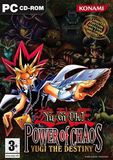 games Download   Yu Gi Oh   Power Of Chaos Yugi the Destiny