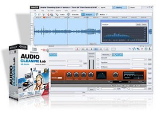 MAGIX Audio Cleaning Lab 14 Deluxe d-version 9.0.2.0