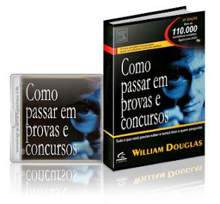 provas e concursos Como Passar em Concursos   William Douglas [Vídeo Aula]