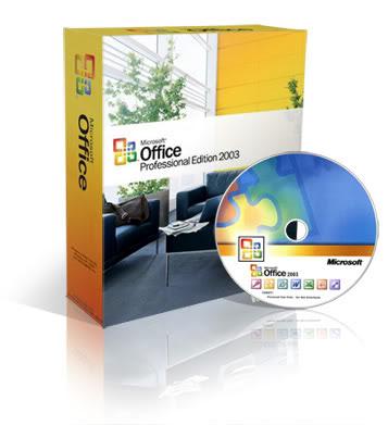 office 2003 Microsoft Office 2003 [Ultra Lite]
