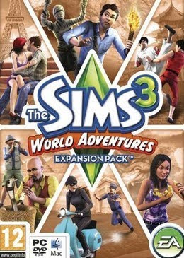 thesims3worldadventures The Sims 3: Volta ao Mundo – PC