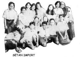 My Friend at SMPN 14 Depok