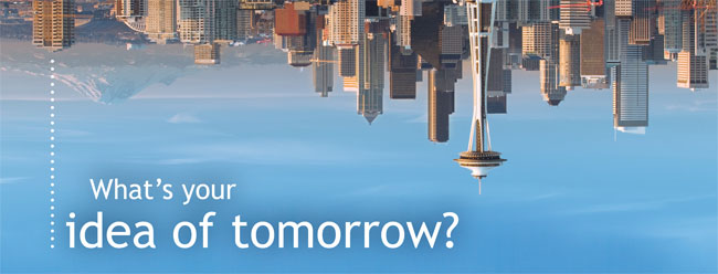 What's your idea of tomorrow?