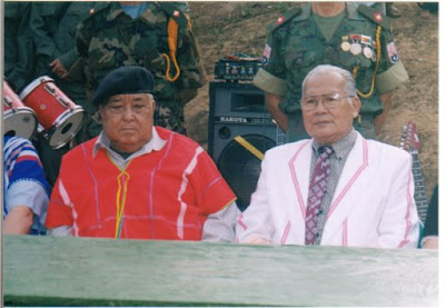 >KNU chairperson passes away