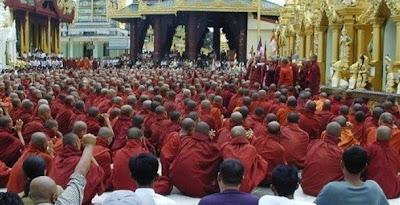 >letter from the All-Burmese Monks Alliance