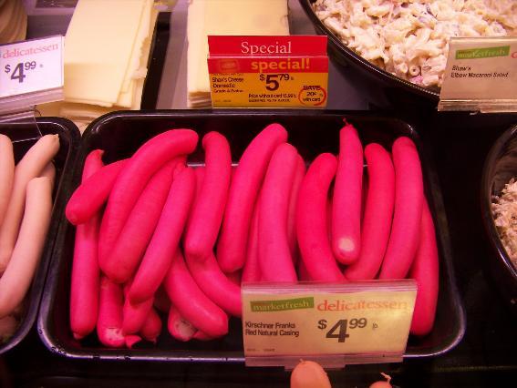 Bright Leaf Red Hot Dog
