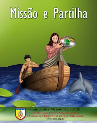 Divulgado o Cartaz da Campanha Missionária de 2010