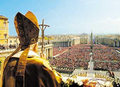 """VATICANO - """"O desafio da nova evangelização interpela a Igreja Universal, e nos pede também para prosseguir com o compromisso a busca pela plena unidade entre os cristãos."""""""