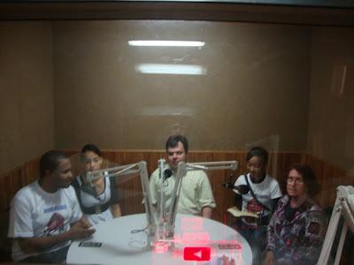 JM de Juiz de Fora/MG dá entrevista em rádio