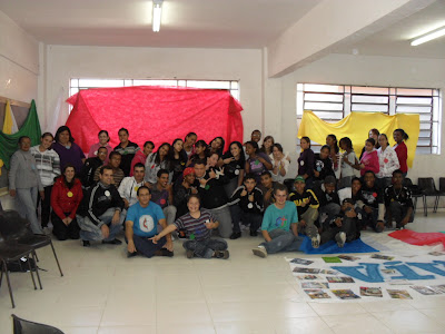 Encontro Diocesano da JM em Guarulhos/SP - 29/08/2010