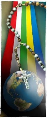"""O """"Terço missionário"""" deve ser mais difundido, sobretudo entre os jovens"""