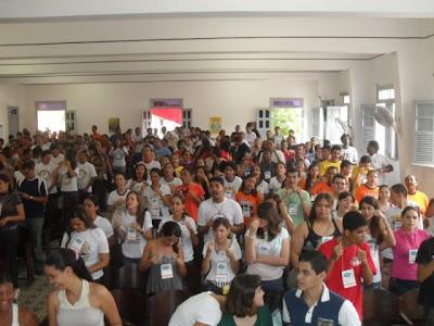 1º Encontrão da Juventude em Recife/PE