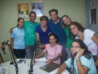 IAM e JM do Ceará na Rádio Dom Bosco