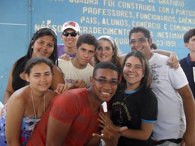 JM presente no Dia Nacional da Juventude em Ouricuri/PE