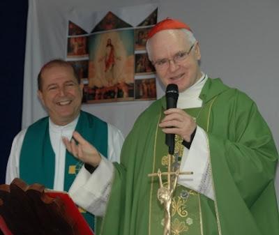 """""""A Palavra de Deus é um bem para toda a humanidade"""", afirma cardeal Scherer"""