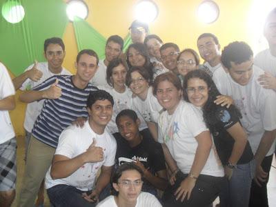 JM presente na Jornada da Juventude Saviniana, em Tersina/PI