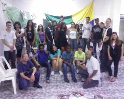 Diocese de Guarulhos/SP acolhe mais um grupo da JM
