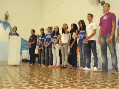 No Rio Grande do Norte: muita oração, sacrifício e solidariedade concreta, ao lado de Paulina Jaricot, parceira dos Jovens Missionários!