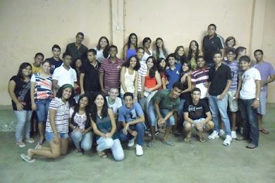 Novos jovens missionários em Maceió/AL