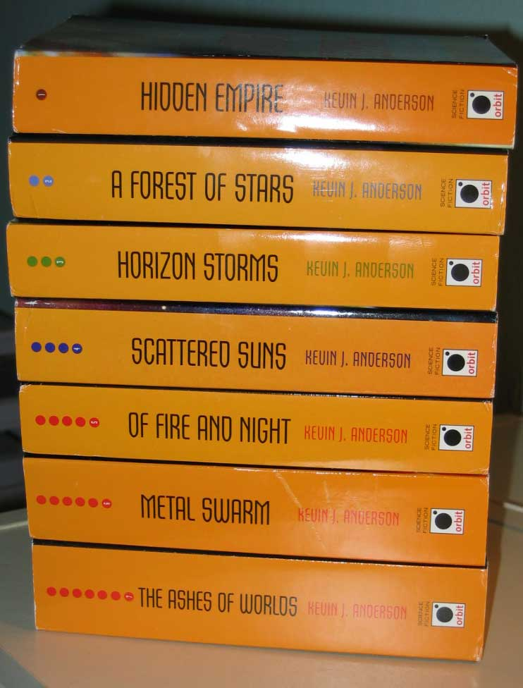 Worlds In Ink Sci Fi And Fantasy Book Reviews A Stack Of Seven Suns