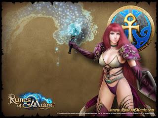 Runes of Magic classes классы