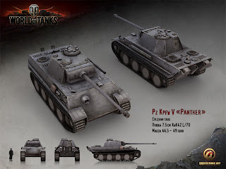 World of tanks  Средний танк Германия