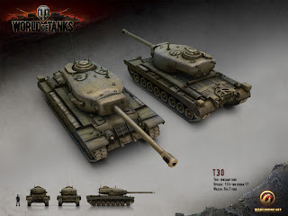 World Of Tanks Американские тяжелые танки