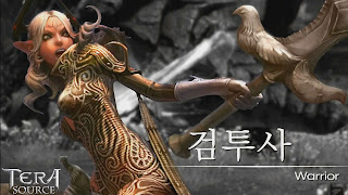Tera Warrior воин