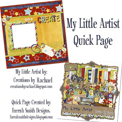 http://farrahsmithdesigns.blogspot.com/2009/05/my-little-artist-quick-page.html