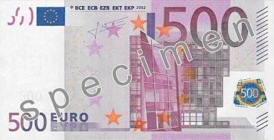 Seguridad de los billetes