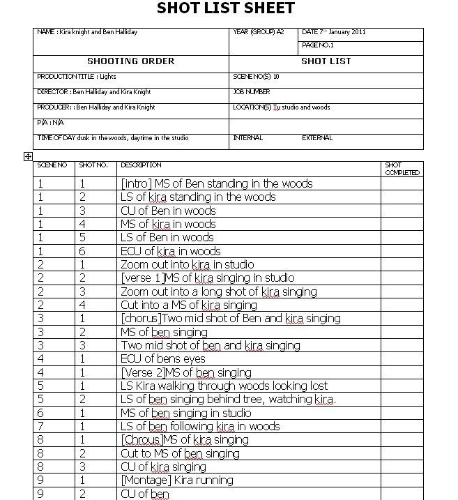 to do list checklist template