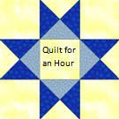 Quilt For An Hour