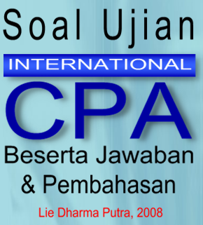 Accounting Finance Amp Taxation Usap Cpa Exam 2008 Soal Amp Jawaban