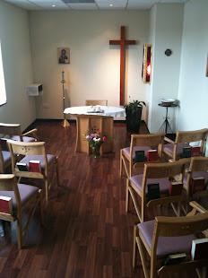 Chapel of Christ the Healer, Cork University Hospiital