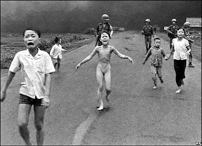 Fotografías para la historia (III): La niña de Vietnam