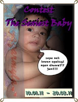 Contest The Sexiest Baby