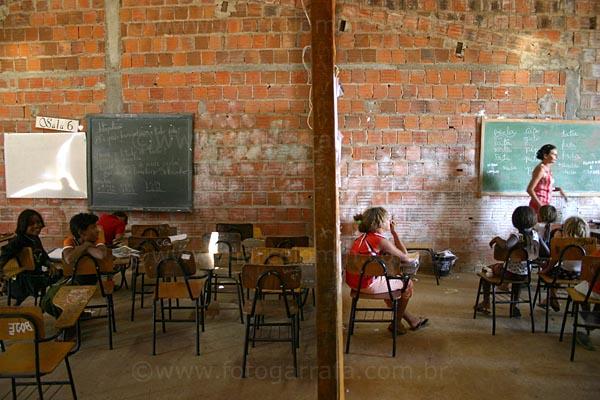 A qualidade da educação no brasil hoje