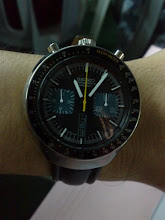Seiko Bullhead Black