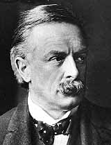 Lloyd George Role model for today's Turk-hating racist
