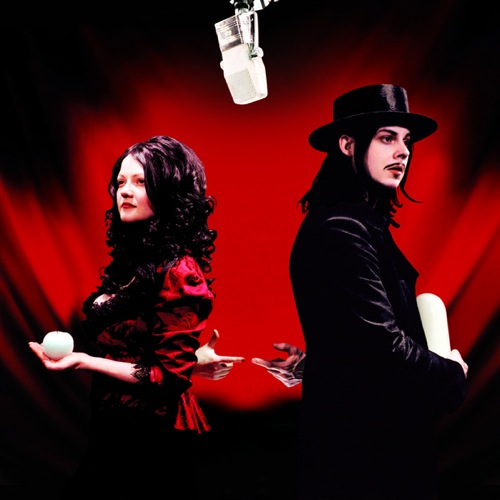 White Stripes - White Moon
